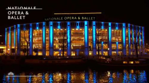 Nationaal Opere & Ballet, refrentie Storage Architects