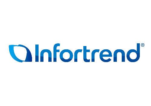 Infortrend - technologie partner - Storage Architects